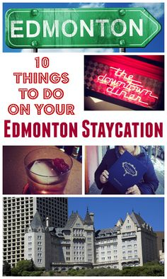 My top things to do in Edmonton, Alberta if you're looking for a staycation at home! Or, if you are visiting Edmonton soon, save this interesting list of things to do that AREN'T the local zoo for a change! Visit Canada, O Canada, Alberta Canada, Banff Canada, Canada Trip, Calgary, Edmonton Restaurants, Newfoundland Tourism, Alberta Travel