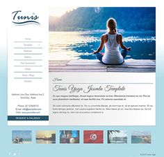 Tunis Yoga joomla template, one of the most versatile yet easy to use bootstrap Joomla templates. This responsive and beautiful Joomla template will showcae your business to maximum effect. Joomla Templates, Mobile Phones, Looks Great, Minimal, Health Fitness, Yoga, Stylish, Link, Board