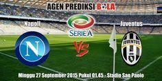 Prediksi Bola Napoli vs Juventus 27 September 2015