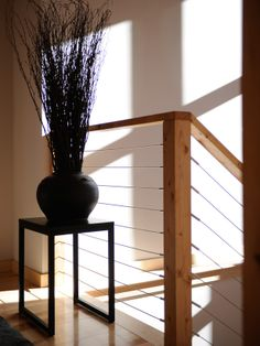 HGTV Dream Home 2011 Entry Stair Railing