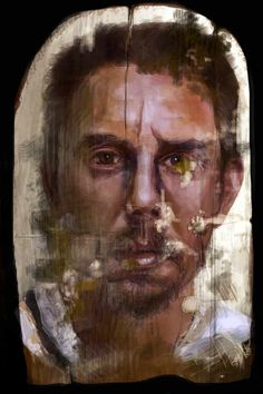 Mummy portraits or Fayum mummy portraits is the modern term given to a  type of naturalistic painted portraits on wooden boards attached t...