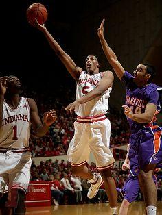 Troy Williams  #IUCollegeBasketball