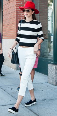 Kendall Jenner's Best Fashion Week Looks - September 4, 2014 from #InStyle
