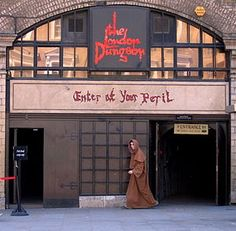 London Dungeon - popular attraction detailing various macabre events in London's history.