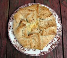 Apple And Parsnip Galette