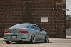 Beautiful RSX on Enkei RPFs love the color