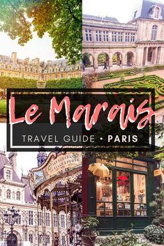 Le Marais travel gui