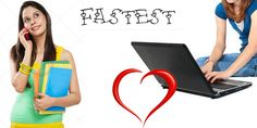 Internet dating is the fastest, most efficient way to gather a pool of qualified candidates.