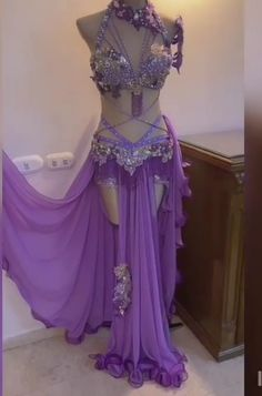 Stylish Dresses, Elegant Dresses, Pretty Dresses, Belly Dance Outfit, Belly Dance Costumes, Dance Outfits, Dance Dresses, Dance Gear, Arab Girls Hijab