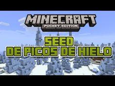 Seed con Bioma de PICOS DE HIELO - Minecraft PE - YouTube