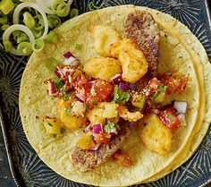 Brat and Fried Cheese Curd Tacos Fried Cheese, Cheese Fries, Cheese Curds, Recipe Details, How To Make Cheese, Recipe Using, The Ordinary, Food Hacks, Wisconsin