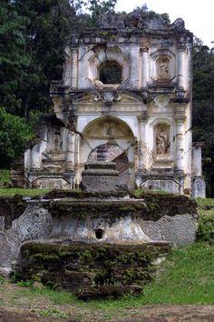 Ermita de Nuestra Señora de los Dolores del Cerro, Antigua Guatemala