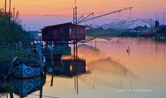 Delta del Po   Po Delta, Emilia-Romagna, Italy   #VearHausing for your vacation in Lidi Ferraresi www.vear.it