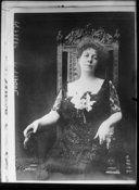 Lady Georgina Meriel Buchanan (1863-1922), wife of the last British Ambassador in St Petersburg/Petrograd