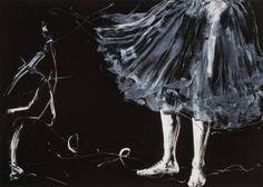 """Saatchi Art Artist Tiina Kivinen; Printmaking, """"Black Ice SOLD"""" #art Selling Art, Printmaking, Saatchi Art, Ice, Art Prints, Artist, Things To Sell, Black, Fashion"""