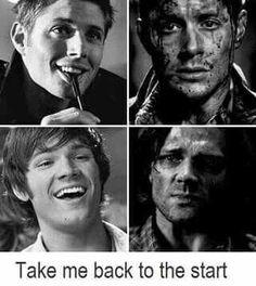 #Supernatural - Dean & Sam
