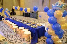 Royal Celebration | Blue and Gold Theme by Winkshots Dubai | Weddings | Events | Family Portraits by WINKSHOTS Photography/Dubai, UAE Dubai Wedding, Wedding Events, Weddings, Royal Theme Party, Party Themes, Tagaytay Wedding, Dubai Life, Cake Smash, Uae