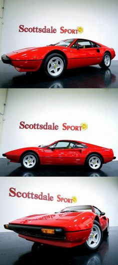 1977 Ferrari 308 GTB Coupe * ONLY 32K Miles * Concour Restoration Metal Windows, Cars For Sale, Ferrari, Restoration, Cutaway, Cars For Sell