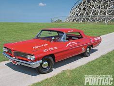 1962 Pontiac Super Duty Catalina