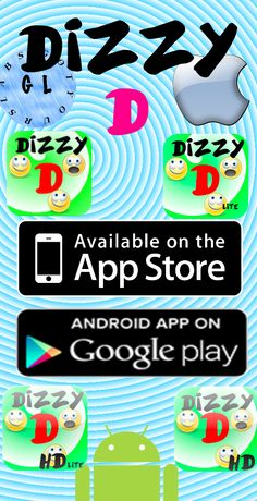 http://gotyours.wix.com/dizzyd  another great app from Gotyours Labs,  Game suited for all ages,  Best selling and most free downloads of all our apps at the Lab,  grab a copy and find out why,  It will leave your head spinning all day