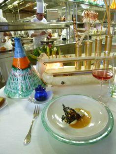 """Cena, """"IL MOSAICO"""" (Ristorante), Terme Manzi Hotel&Spa, Casamicciola, Isola Ischia Italia (Maggio)"""