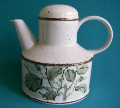 Midwinter Stonehenge coffee pot