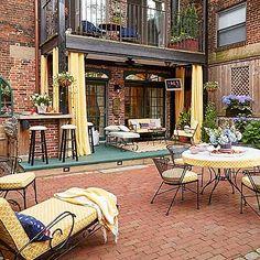 Build a Beautiful Brick Pathway or Patio Patio Patterns Ideas, Patio Ideas, Backyard Ideas, Garden Ideas, Paver Sidewalk, Outdoor Spaces, Outdoor Living, Brick Border, Brick Pathway