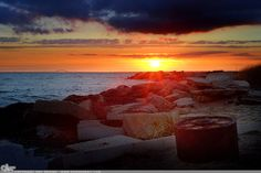 """Picture-A-Day (PAD n.1904) """"Last Bit of Day"""" ~Amy, DangRabbit Photography"""