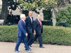 .@BarackObama, Bill Belichick & Robert Kraft take the stage. #OnToTheWhiteHouse
