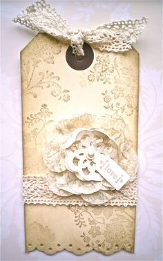 Petite Fleur Paperie: A Miscellany of Tags !
