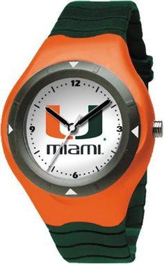 NCAA Miami Hurricanes Prospect Watch by Logo Art. $25.00. NCAA Miami Hurricanes Prospect Watch