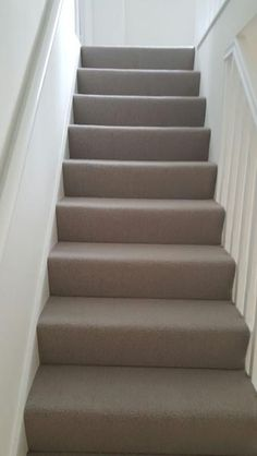 Client: Private Residence In South London Brief: To Supply U0026 Install Brown  Carpet To