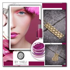 """""""Yaely Jewelry (16)"""" by albinnaflower ❤ liked on Polyvore featuring Medusa's Makeup and Clinique"""