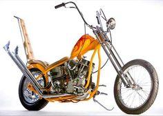 1949 Harley Chopper