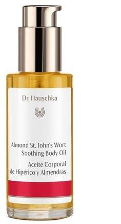 Almond St. John'swort Body Oil --75ml/2.5oz