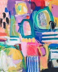 Dancing nigth by Victoria Gonzalez on Artfully Walls