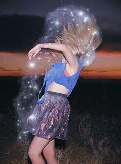 Hermosas Creaciones Hechas De Polvo De Estrellas