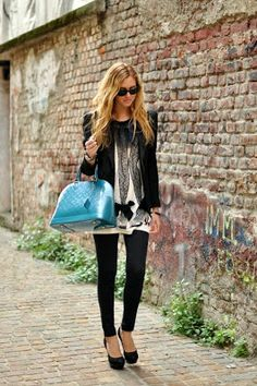 Style Inspiration - Fashion Bloggers Edition The Blonde Salad Chiara Ferragni  U by Usua
