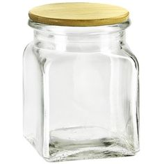 Canisters & Jars Nakpunar Tea Containers Clear Solid Screw Slip On Tops Round Square Rectangular To Enjoy High Reputation At Home And Abroad