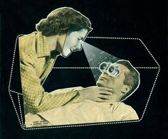 Collage by Flore Kunst. Collages, Collage Artists, Funky Art, Mixed Media Collage, Photomontage, Altered Art, Art Pictures, Vintage Art, Art Photography