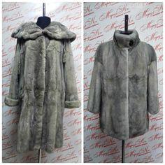 Перекрой меховых изделий, перекрой шуб, перекрой дубленок, изготовление воротника, пошив капюшона, Vintage Fur, Winter Accessories, Refashion, Winter Coat, Beautiful Outfits, Mantel, Winter Fashion, Fur Coat, Sewing