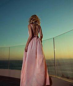 The Pink Quartz Dress!!