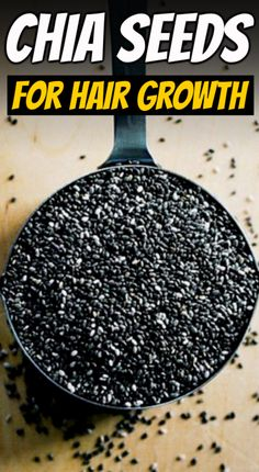 Chia Seeds For Hair Growth Hair Triple your hair growth with these seeds in 30 days Healthy Hair Remedies, Hair Remedies For Growth, Hair Growth Treatment, Hair Loss Remedies, Hair Treatments, Natural Remedies, Extreme Hair Growth, Hair Growth Tips, Hair Care Tips