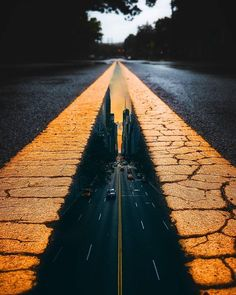 Road Close up - Photo - Find World Artist Photo And Png Images in HD of other royalty-free stock photos, and vectors in the ISTAGRAM IMAGE collection. new, high-quality pictures added every day Urban Photography, Creative Photography, Street Photography, Nature Photography, Creative Shot, Cool Pictures, Cool Photos, Beautiful Pictures, Exposition Multiple