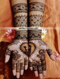 32 Best Mehendi Designs For Every Kind Of Bride! | WedMeGood