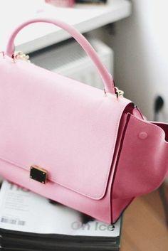 Pretty pink please.