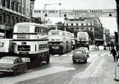 This is Birmingham on Sutton Coldfield, The Second City, Walsall, Birmingham England, The Old Days, Yesterday And Today, Local History, Rolls Royce, Buses