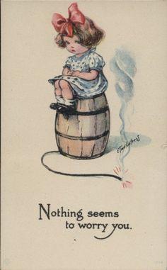 Illustration de Charles Twelvetrees
