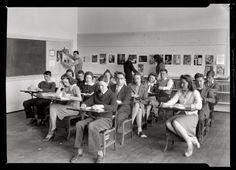Vintage College Images