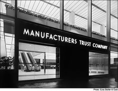 Manufacturers Trust